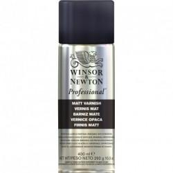 W & N sprej na olej, akryl a alkyd matný 400 ml