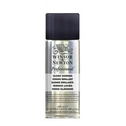 W & N sprej na olej, akryl a alkyd lesklý 400 ml
