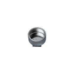 Kovová miska jednoduchá bez uzávěru Ø 40 mm | 2140