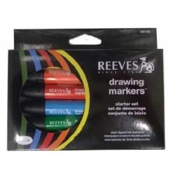 Sada Reeves markers 6 ks základní