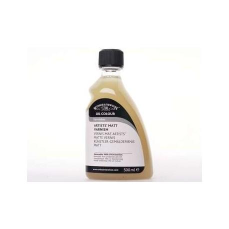 W & N Matný lak 500 ml
