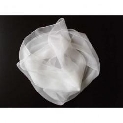 Hedvábný šátek Chiffon 3.5 | 55 x 55 cm