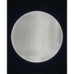 Hedvábný rámeček kolečko | 10 cm