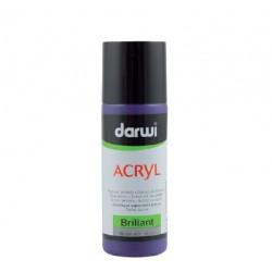 Akrylová barva Darwi metalická 80 ml