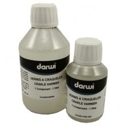 Krakelovací lak Darwi 250 ml