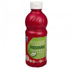 Redimix tempera Lefranc 500 ml primary red