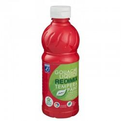 Redimix tempera Lefranc 500 ml brilliant red
