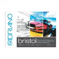 Bristol Fabriano blok A4
